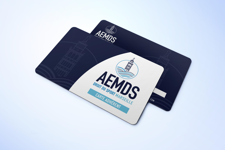 AEMDS Carte adhérent